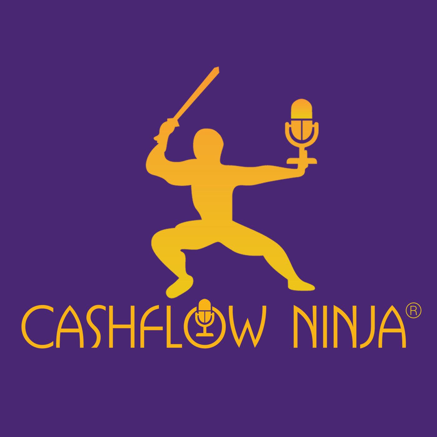 Cashflow Ninja show art