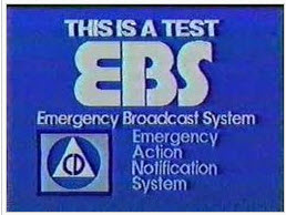 MN.04.09.1987. The US Emergency Broadcast System