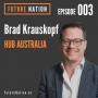 Artwork for Driving team innovation through coworking, with Brad Krauskopf - Episode 003