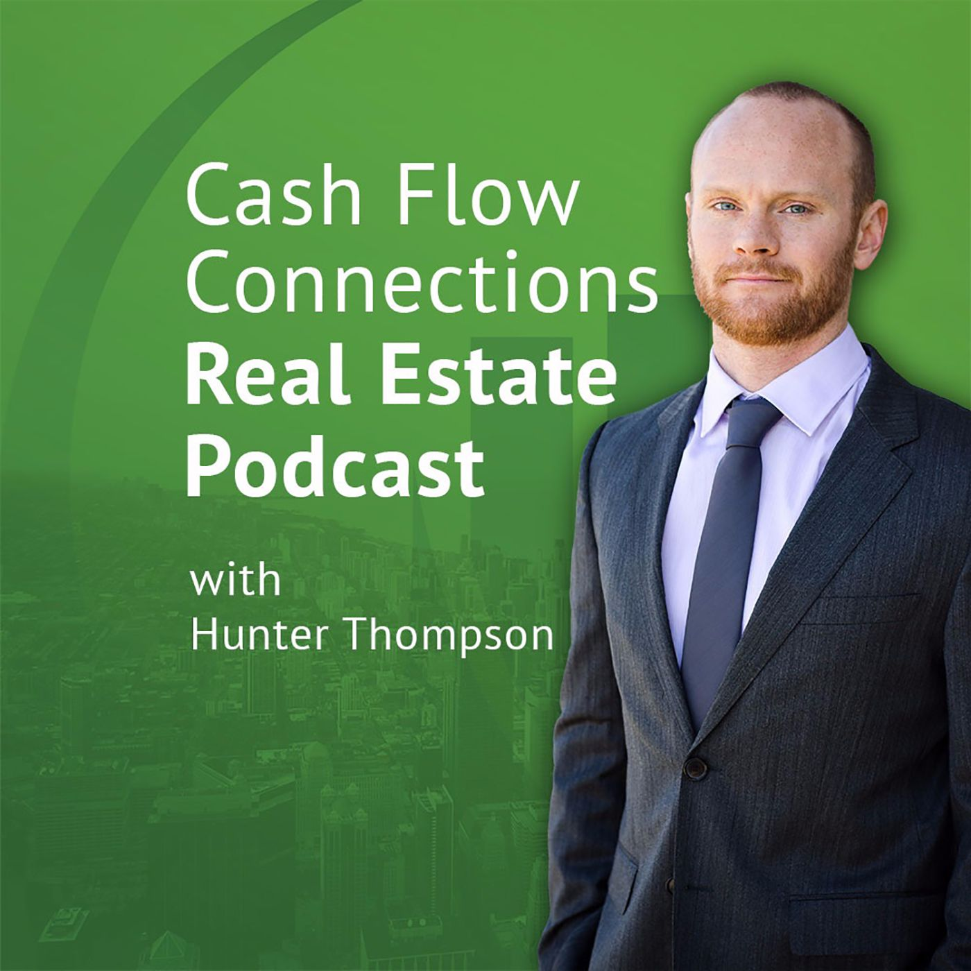 Cash Flow Connections - Real Estate Podcast show art