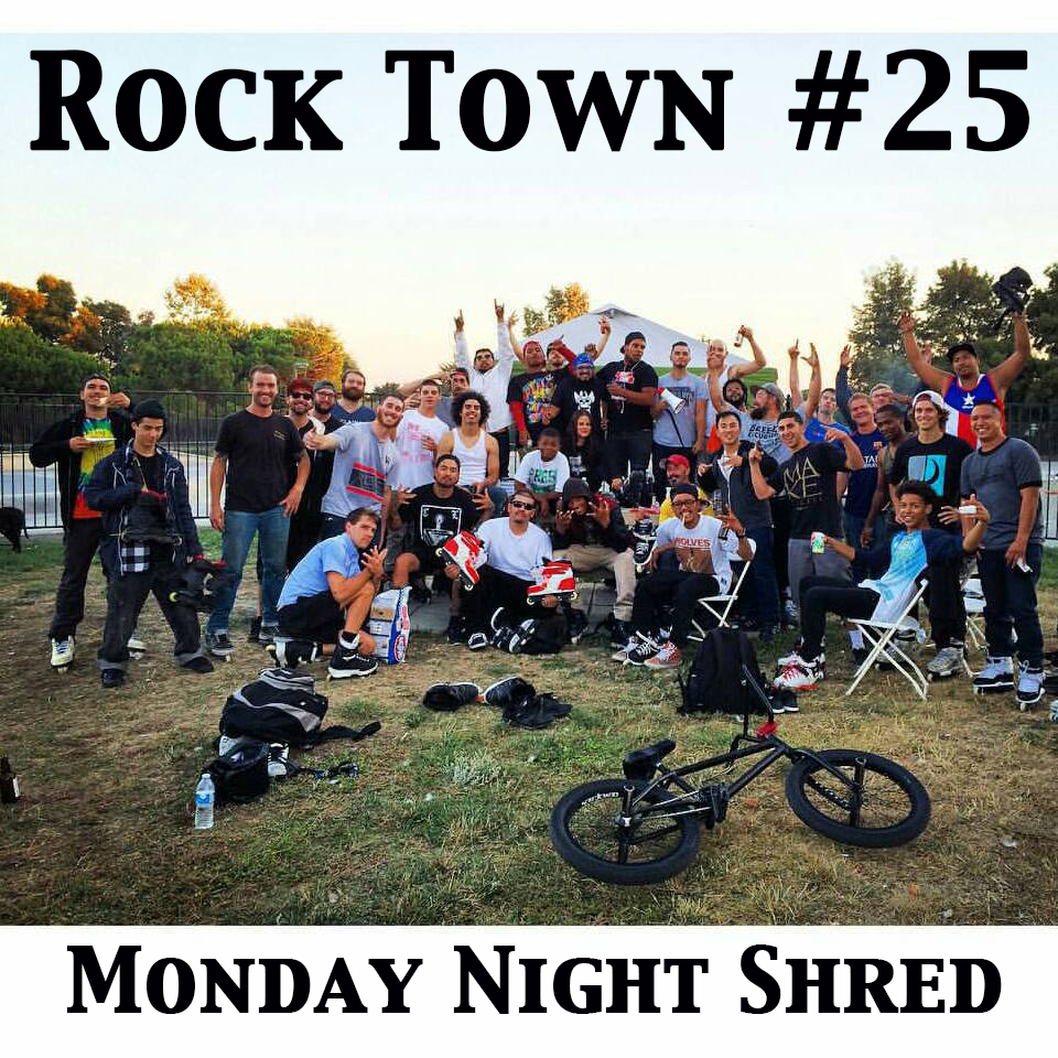 #25: Monday Night Shred