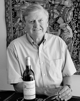 Wine journalist George M. Taber