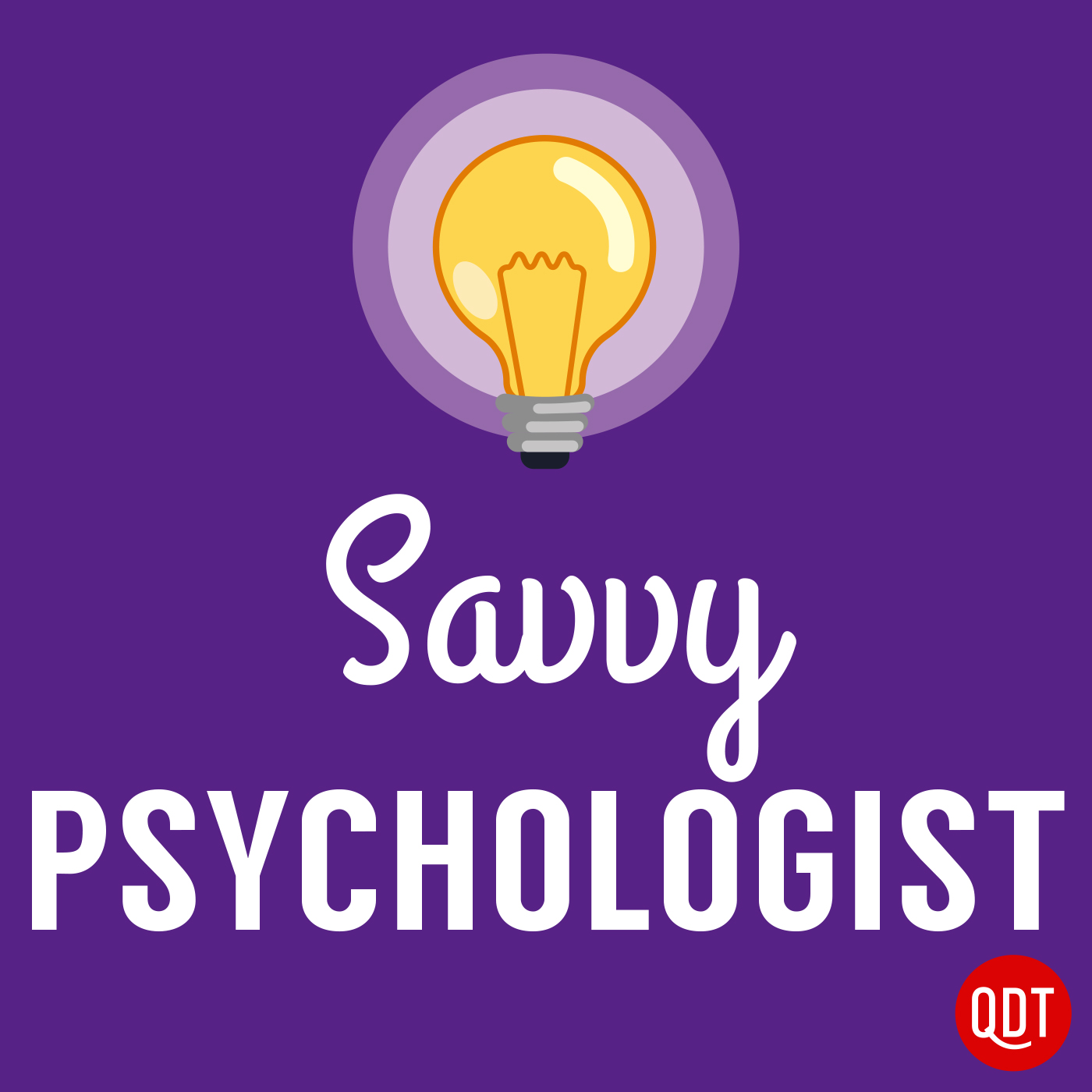 Savvy Psychologist show art