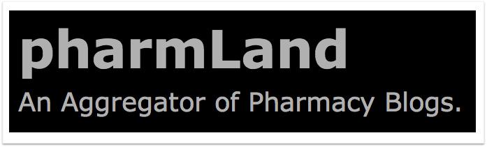Pharmacy Podcast Episode 96 Pharm-Land Aggregator of Pharmacy Blogs