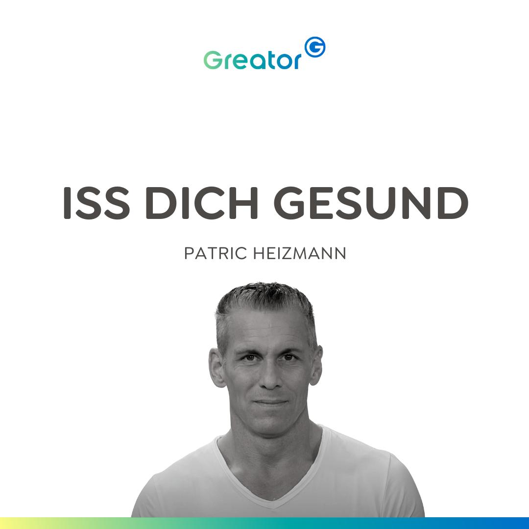Fett verbrennen: Wie nehme ich wirklich erfolgreich ab? // Patric Heizmann im Interview