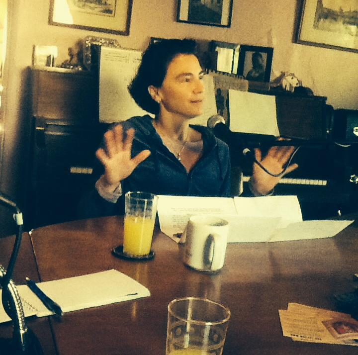 Sarah Biondi of OAC Gallery
