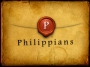 "Artwork for September 8, 2013 - PM - ""The Philippian Connection!"" - Pastor Tom Shoger - Philippians 1:1; Acts 15:40-16:12"