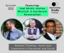 Artwork for 012: Demand Thinking - Good User Experience is Emotional and Social with Joel Smith, Joshua Mitchell, and Sundaresh Ramanathan