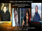 152: Author and Filmmaker Tom Secker talks 7/7's legacy, Edward Snowden, Russell Brand and more