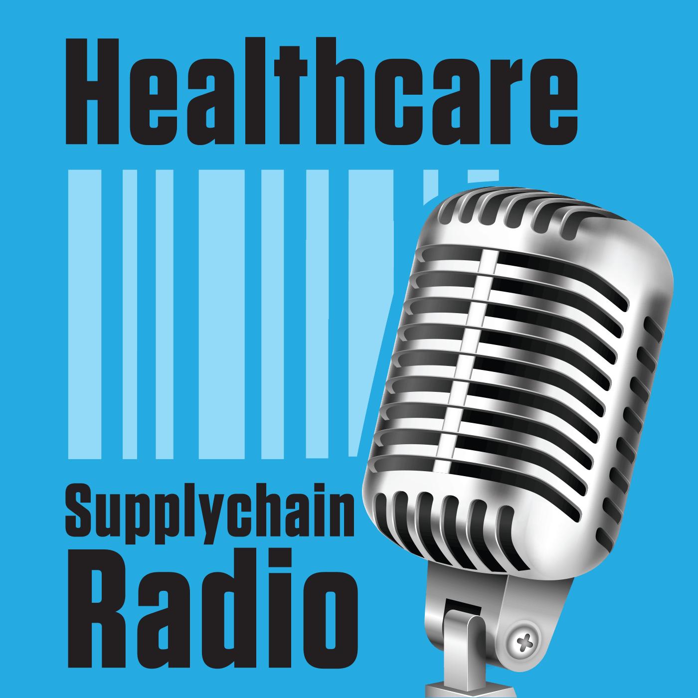 Healthcare Supply Chain Radio with John Pritchard show art