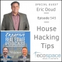 Artwork for 545 - House Hacking Tips - Eric Doud