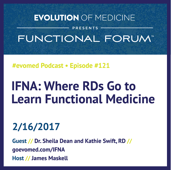 IFNA: Where RDs Go to Learn Functional Medicine