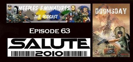 Meeples & Miniatures - Episode 63