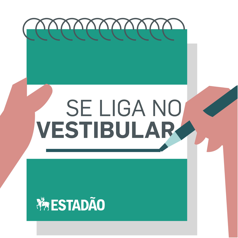 Se Liga no Vestibular show art