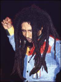 Happy 65th Birthday, Bob Marley!