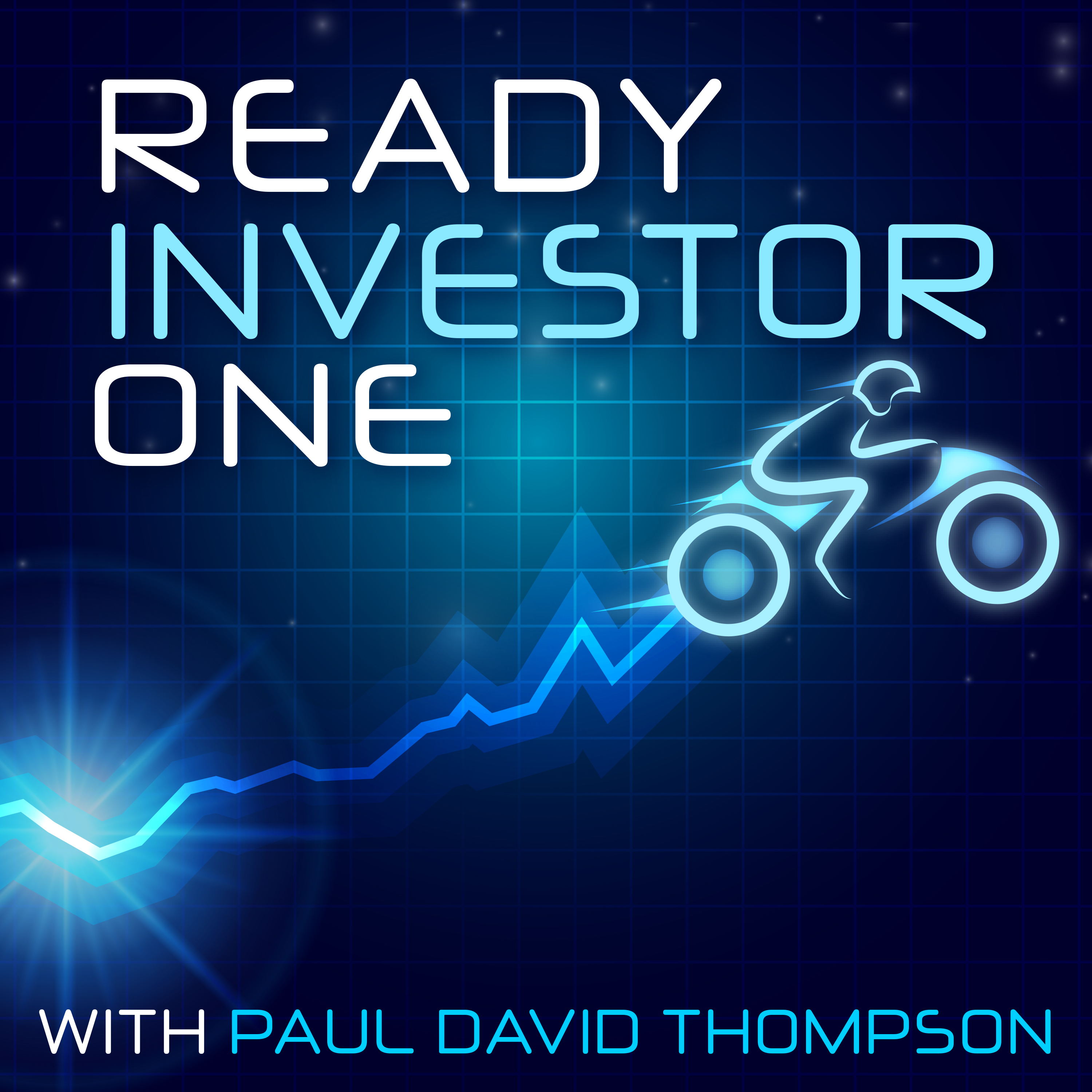 Ready Investor One show art