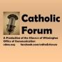 Artwork for Catholic Forum, April 14, 2019 - Palm Sunday Passion Presentation