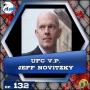 Artwork for UFC V.P. of Health & Performance, Jeff Novitzky