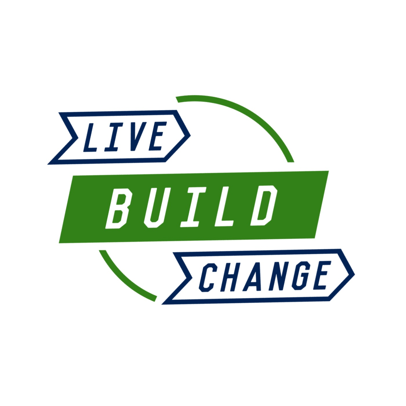 Live - Build - Change the Christian faith and business show show art