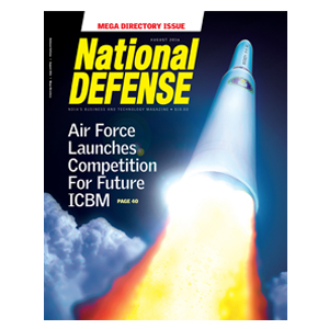 Artwork for Air Force Launches Competition For Future ICBM - August 2016