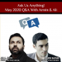 Artwork for EP139: Ask Us Anything: Armin & Ali Answer Your Questions, May 2020