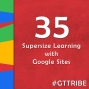 Artwork for Supersize Learning with Google Sites - GTT035