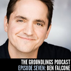 The Groundlings Podcast: 07: Ben Falcone