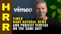 Artwork for VIMEO bans Natural News and Project Veritas on the SAME DAY