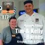 Artwork for Kelly & Tim Barnes - Krispies Fish & Chips