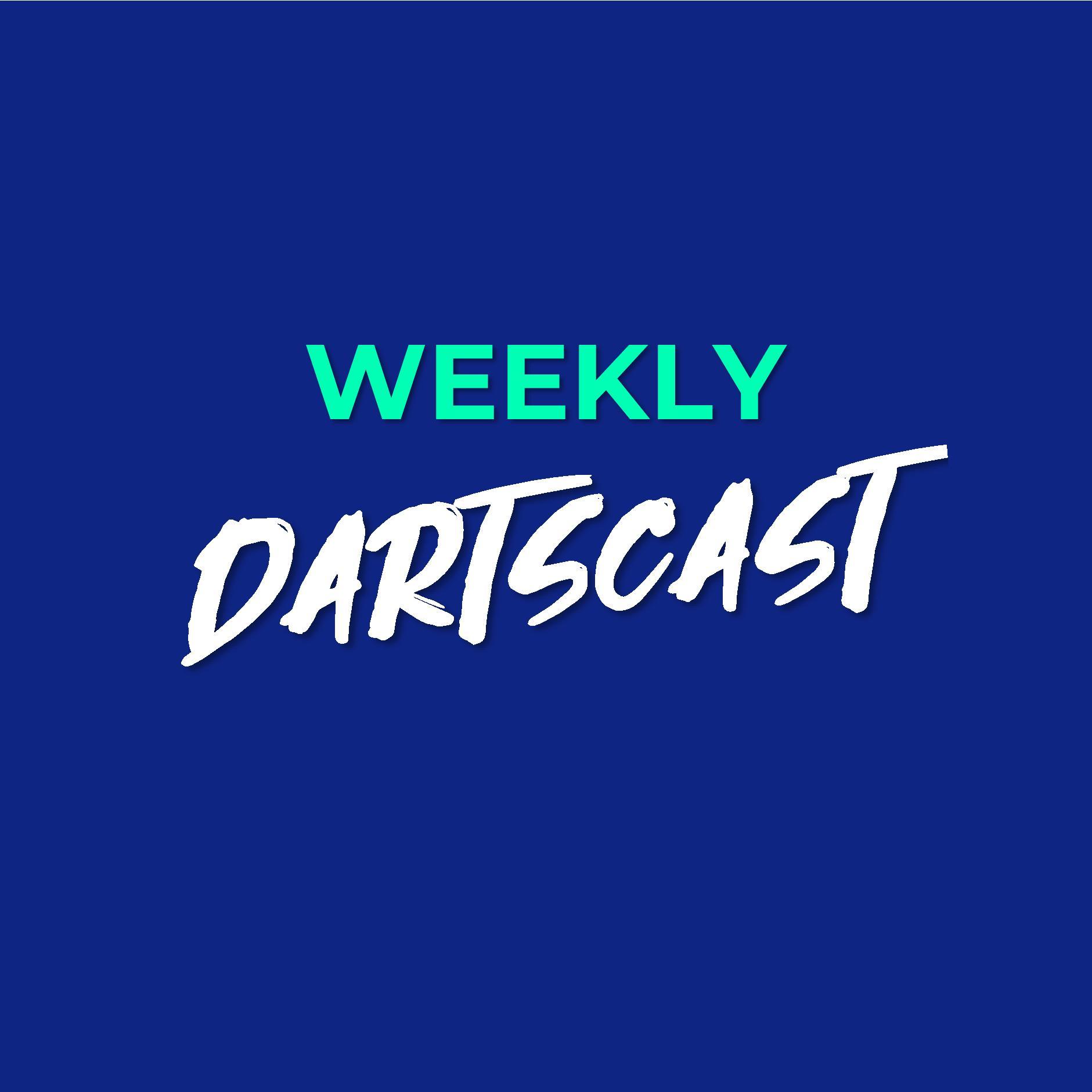 The Weekly Dartscast show art