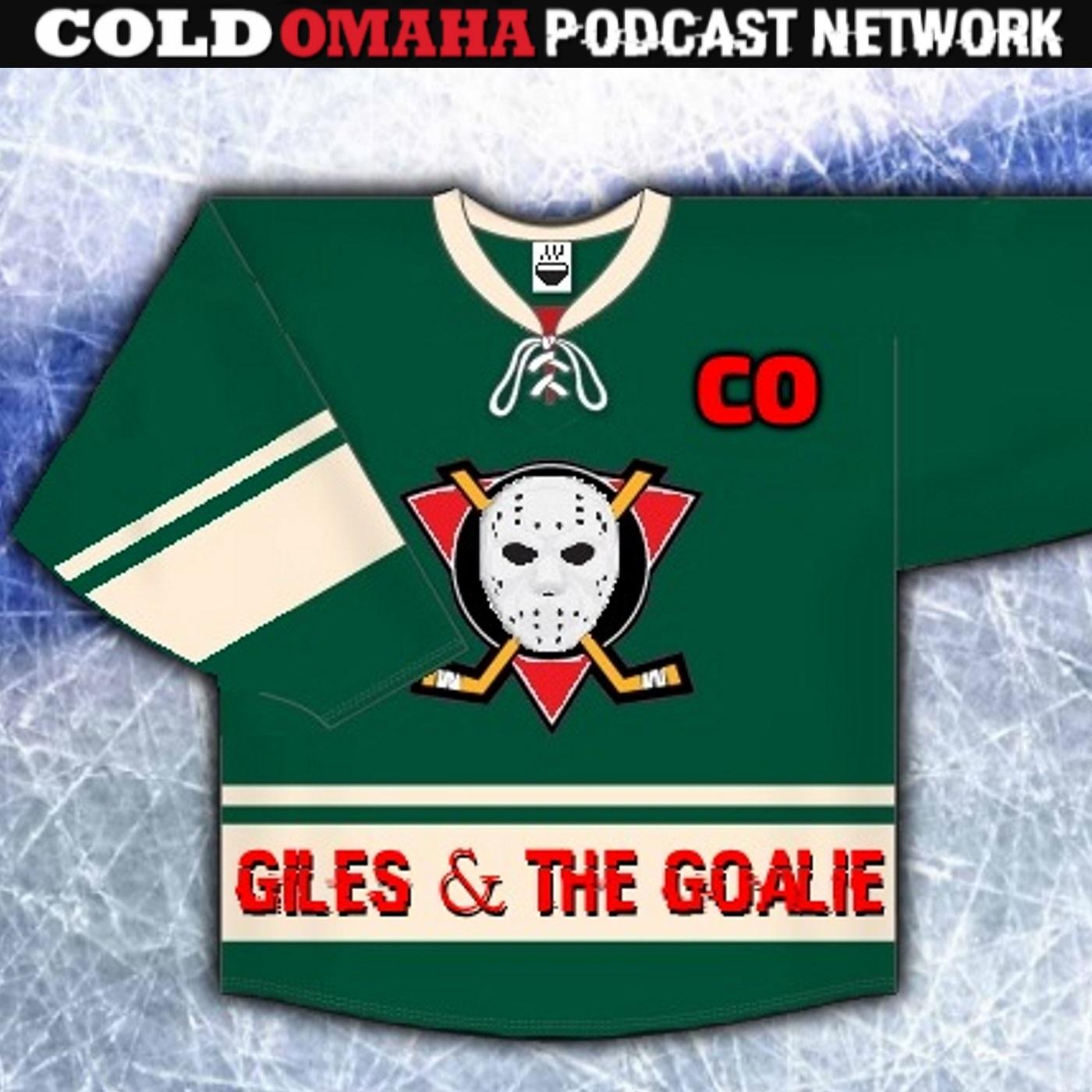 Giles and the Goalie - A Minnesota Wild Podcast logo