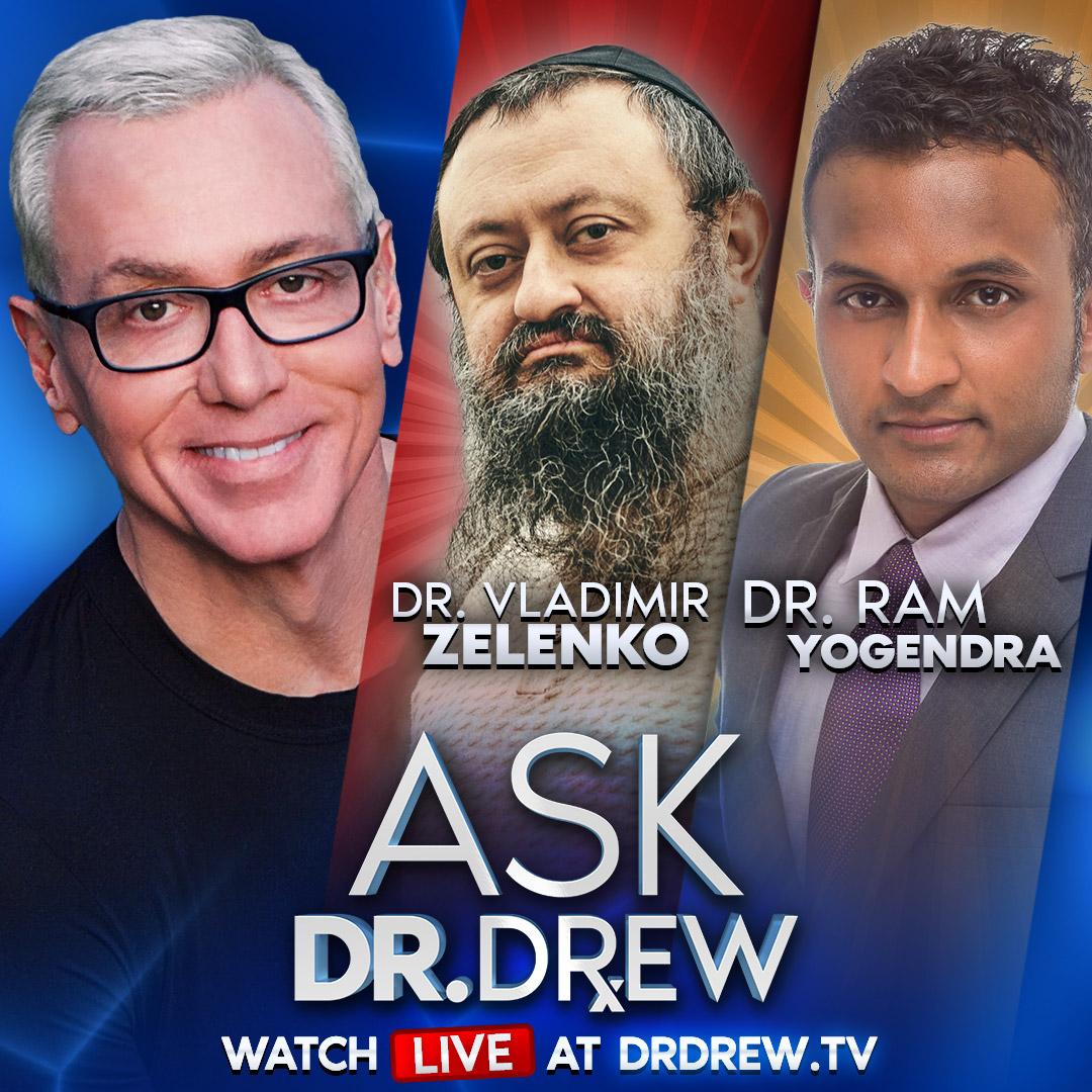 COVID-19 & President Trump: Dr. Vladimir Zelenko & Dr. Ram Yogendra - Episode 25