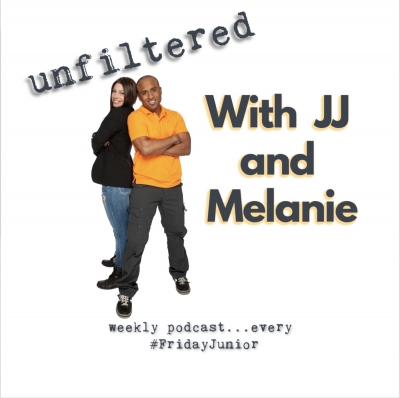 Unfiltered with JJ and Melanie show image