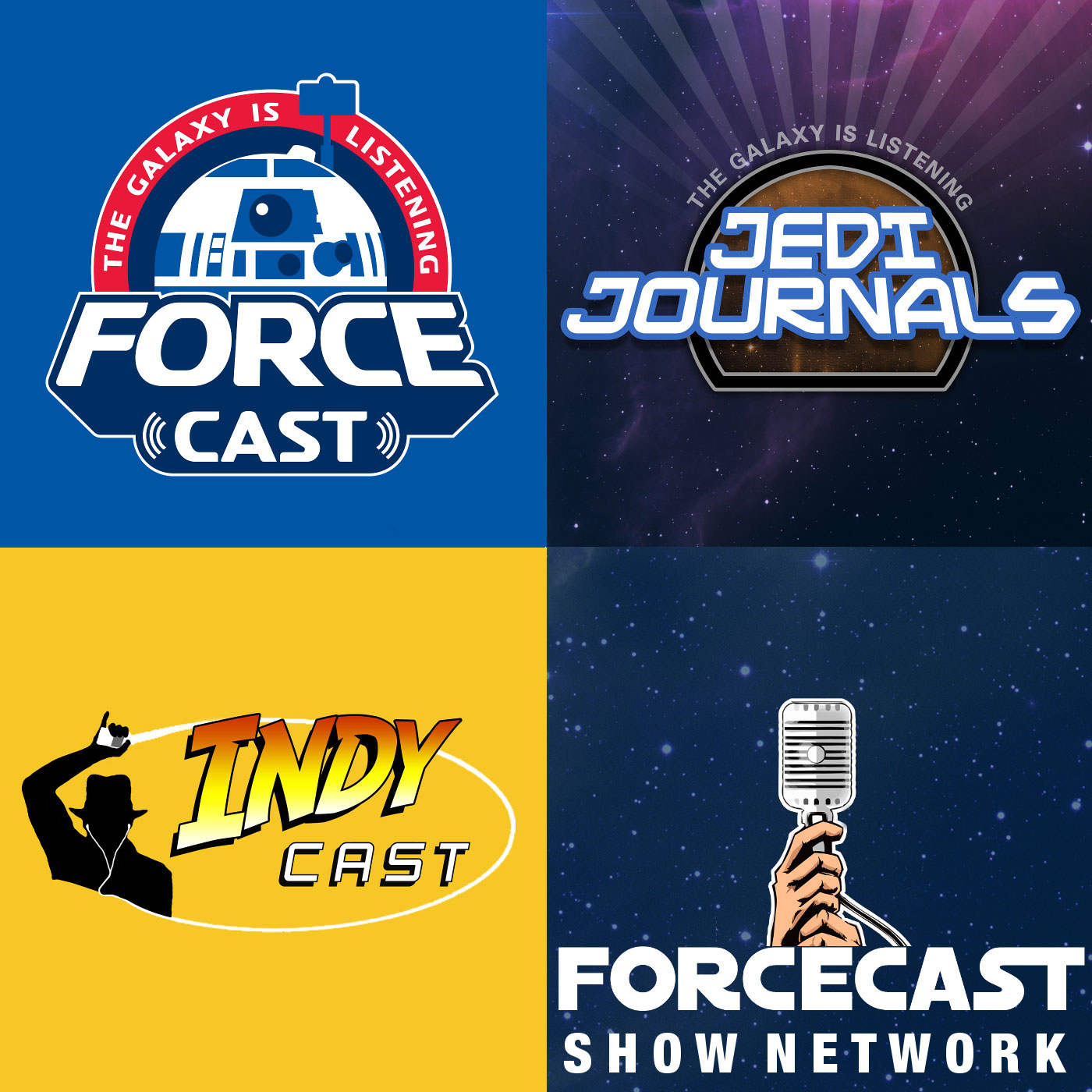 The ForceCast: Star Wars News and Commentary show art