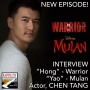 """Artwork for INTERVIEW: CHEN TANG, actor, """"HONG"""" from WARRIOR, """"YAO"""" from Diney's live-action Mulan"""