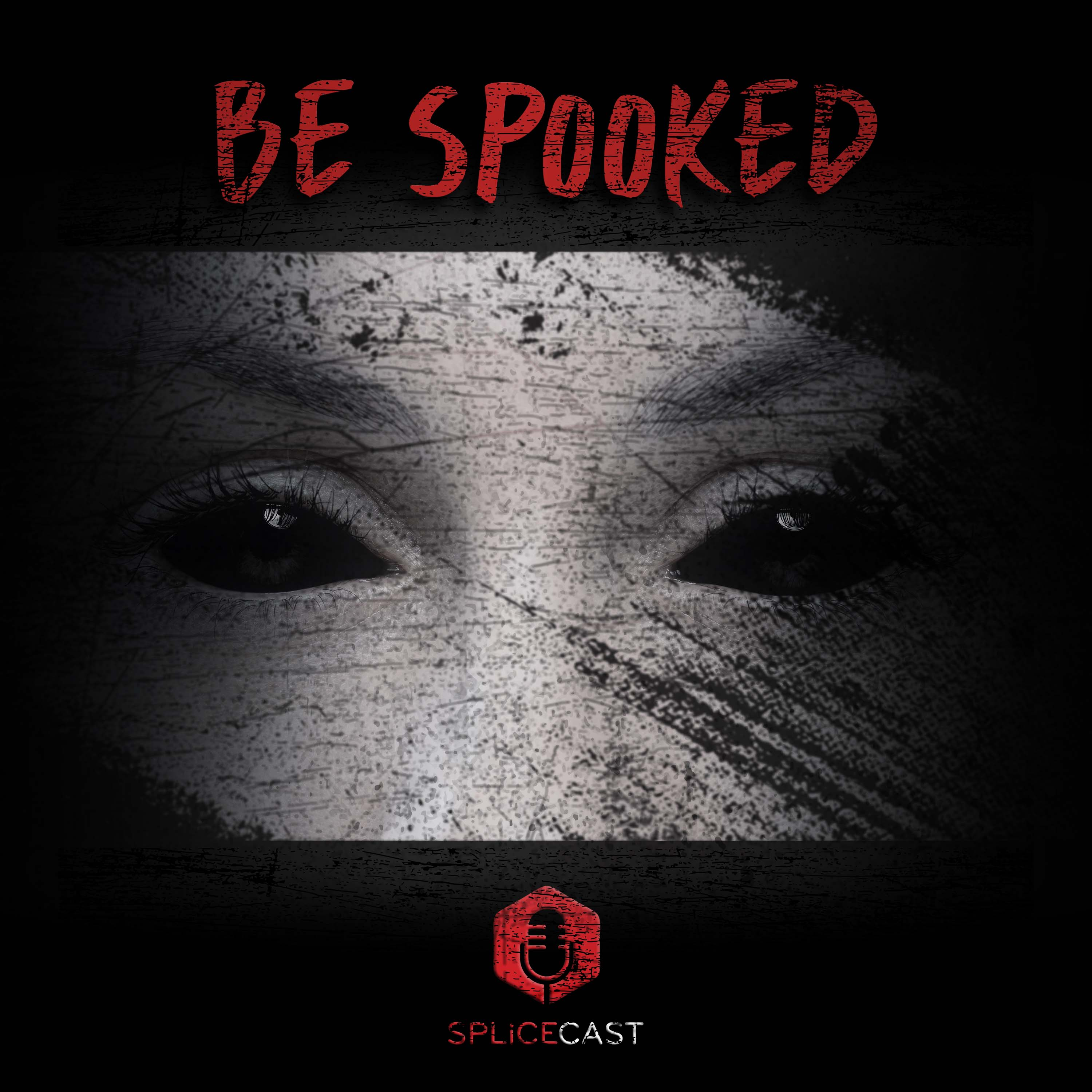 Be Spooked show art