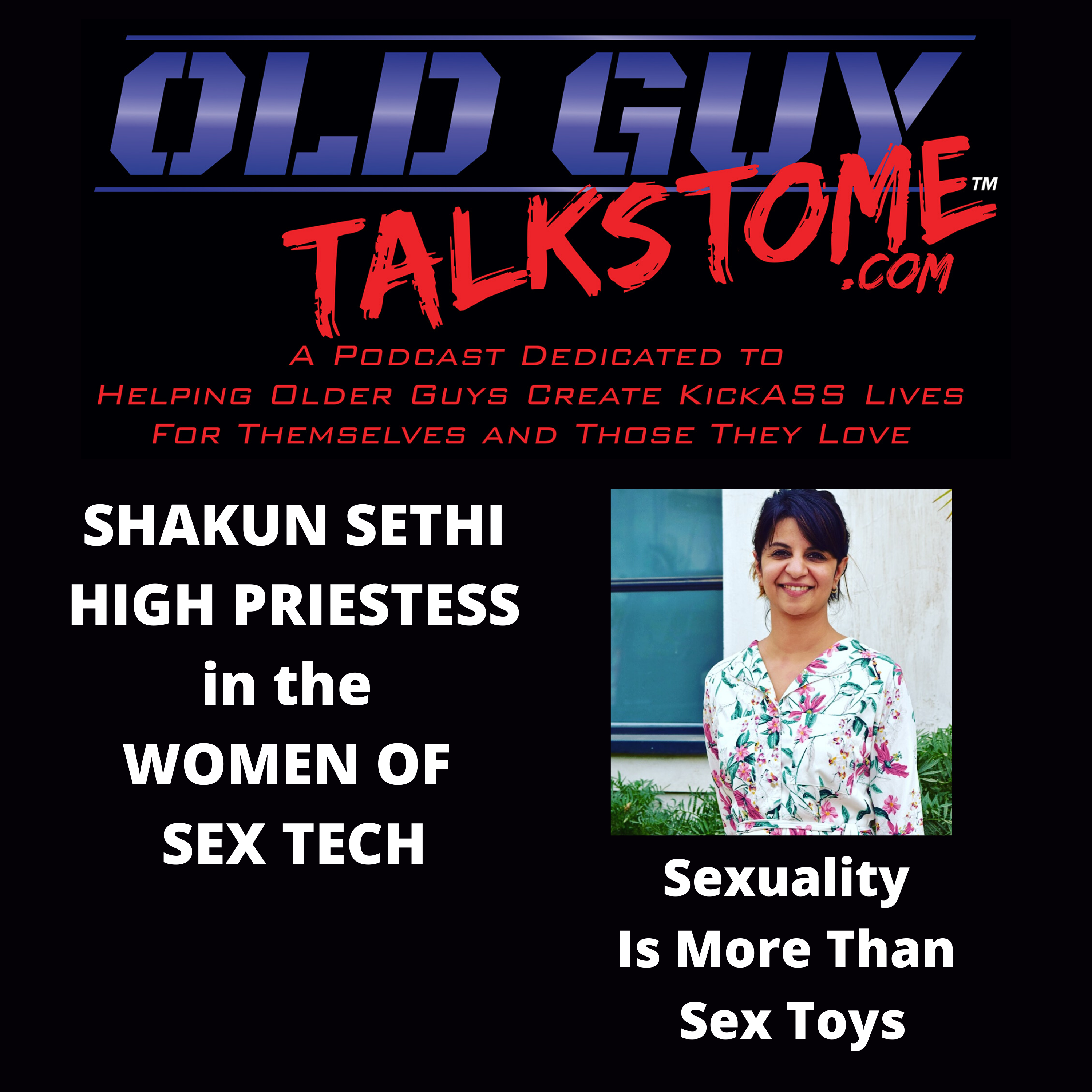 OldGuyTalksToMe - It Is More Than Sex Toys