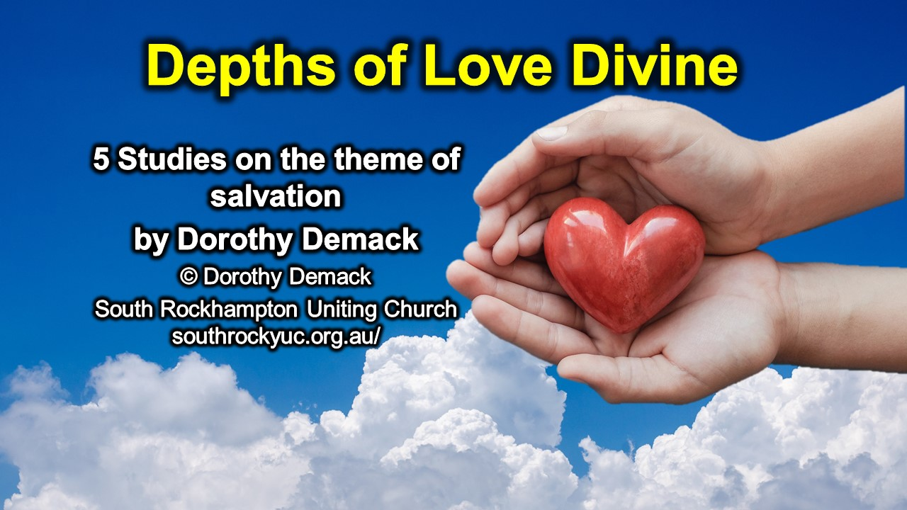 Depths of Love divine title