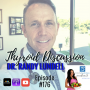 "Artwork for Episode 176: ""Thyroid Discussion"" with Dr. Randy Lundell"