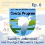 Artwork for Ep. 6 Carolyn Lieberman: US Fish & Wildlife and the Agua Hedionda Lagoon