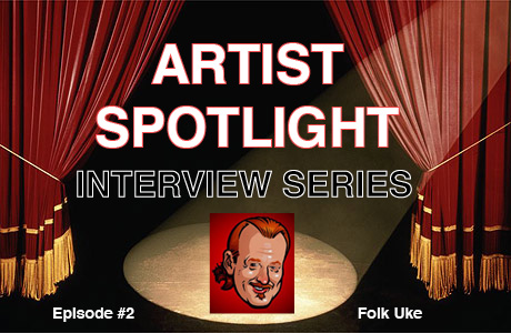 ARTIST SPOTLIGHT #2- Cathy Guthrie & Amy Nelson of FOLK UKE