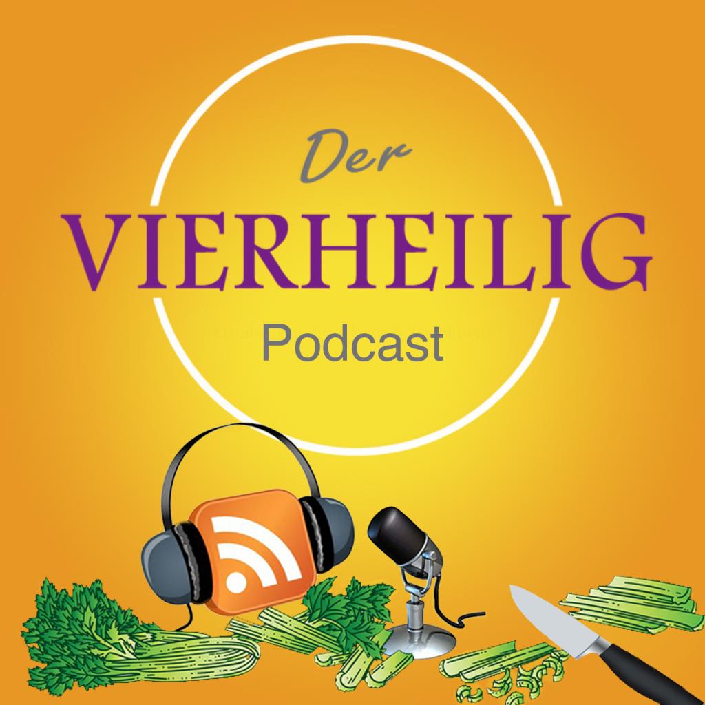DerVIERHEILIG -  PODCAST über Ernährung&Kochkunst show art