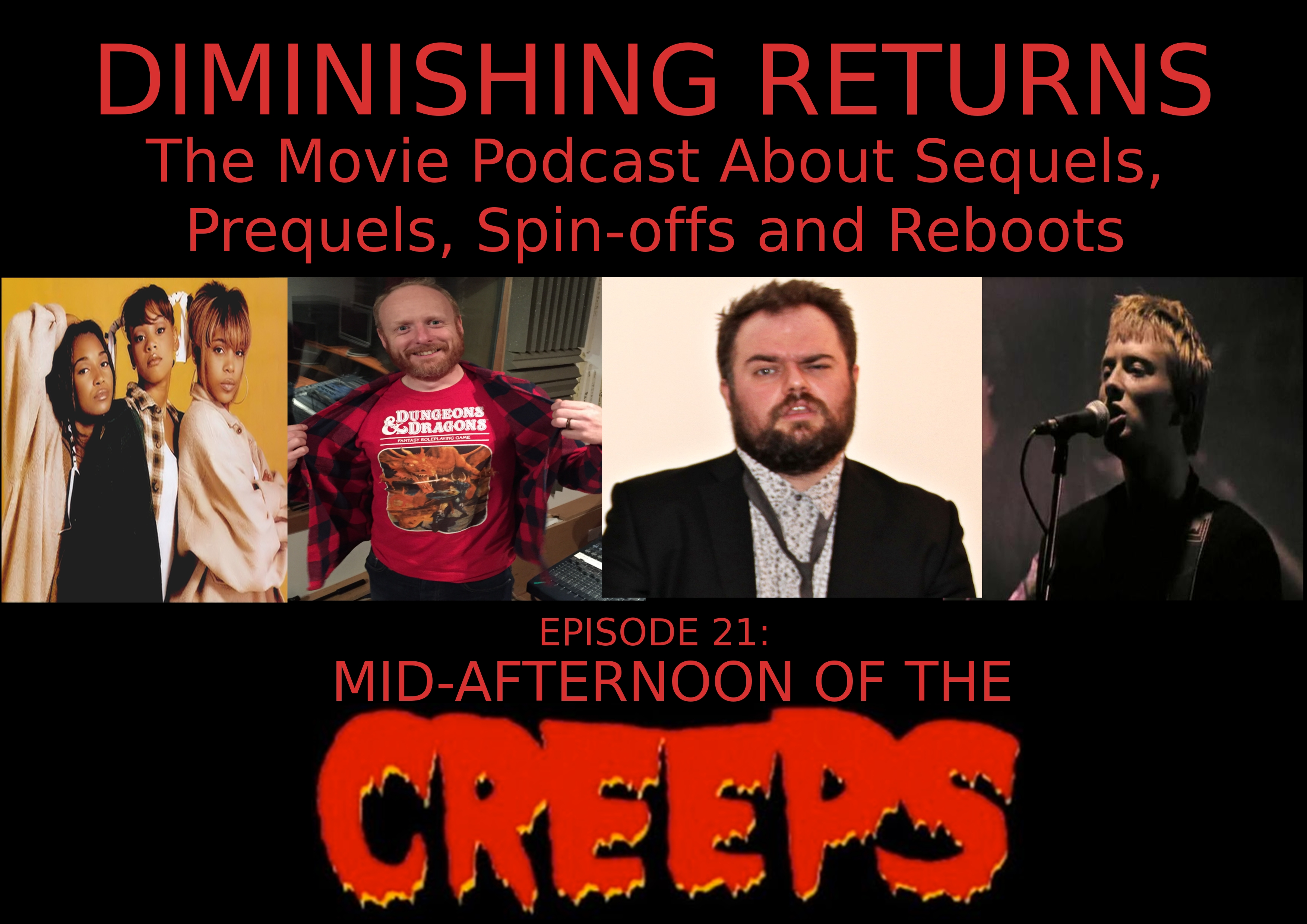 Diminishing Returns Podcast Mid-Afternoon Of The Creeps