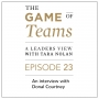 Artwork for A Conversation with Donal Courtney on the Game of Teams Podcast series