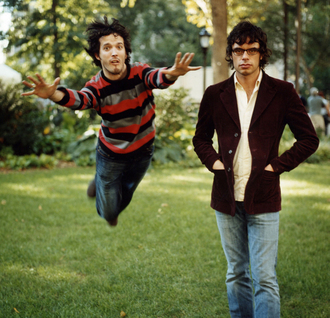 Shuffle 17 - Flight of the Conchords