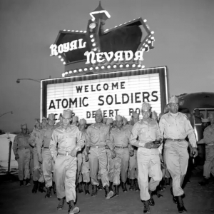 Las Vegas and the Atomic Bomb