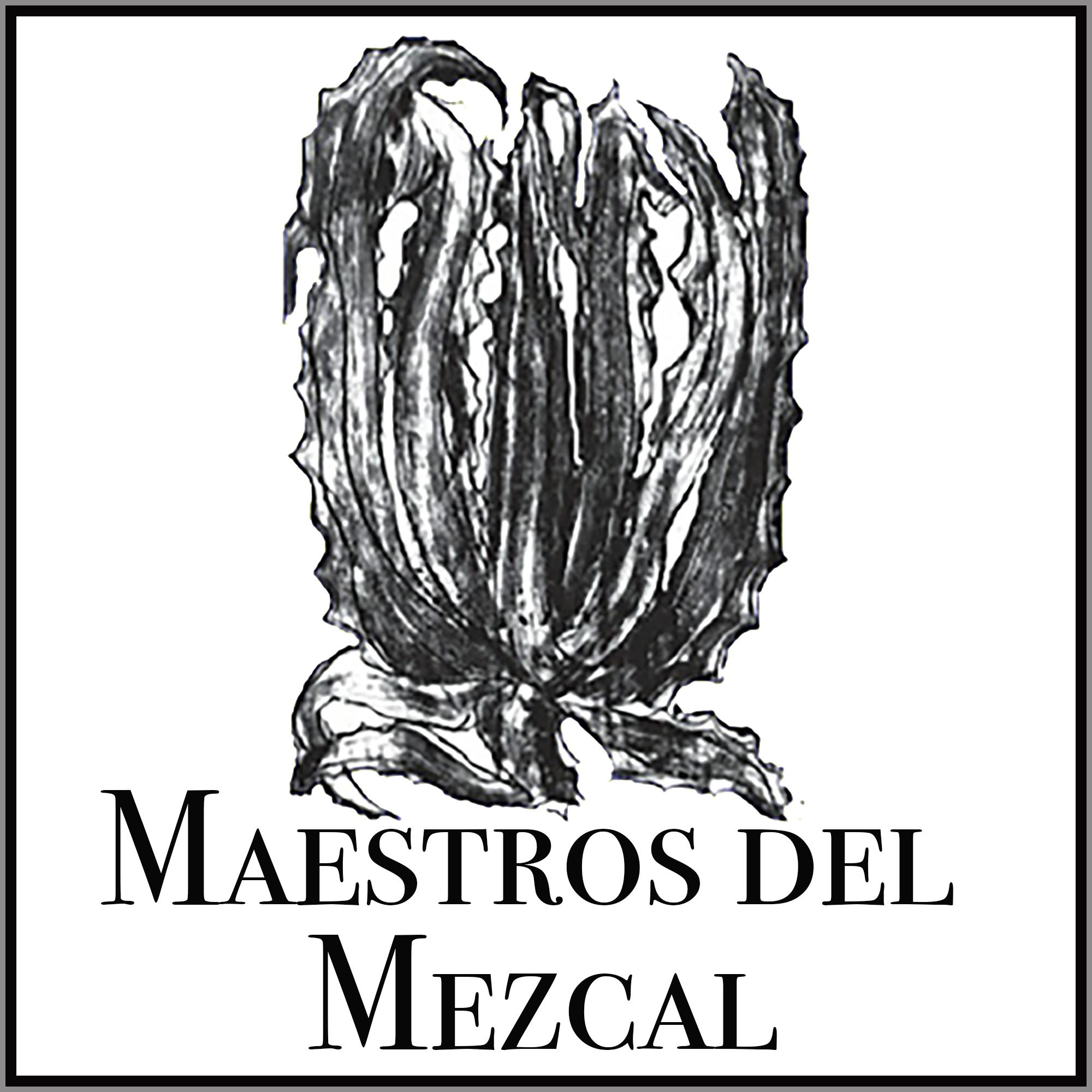 Maestros del Mezcal Podcast show art