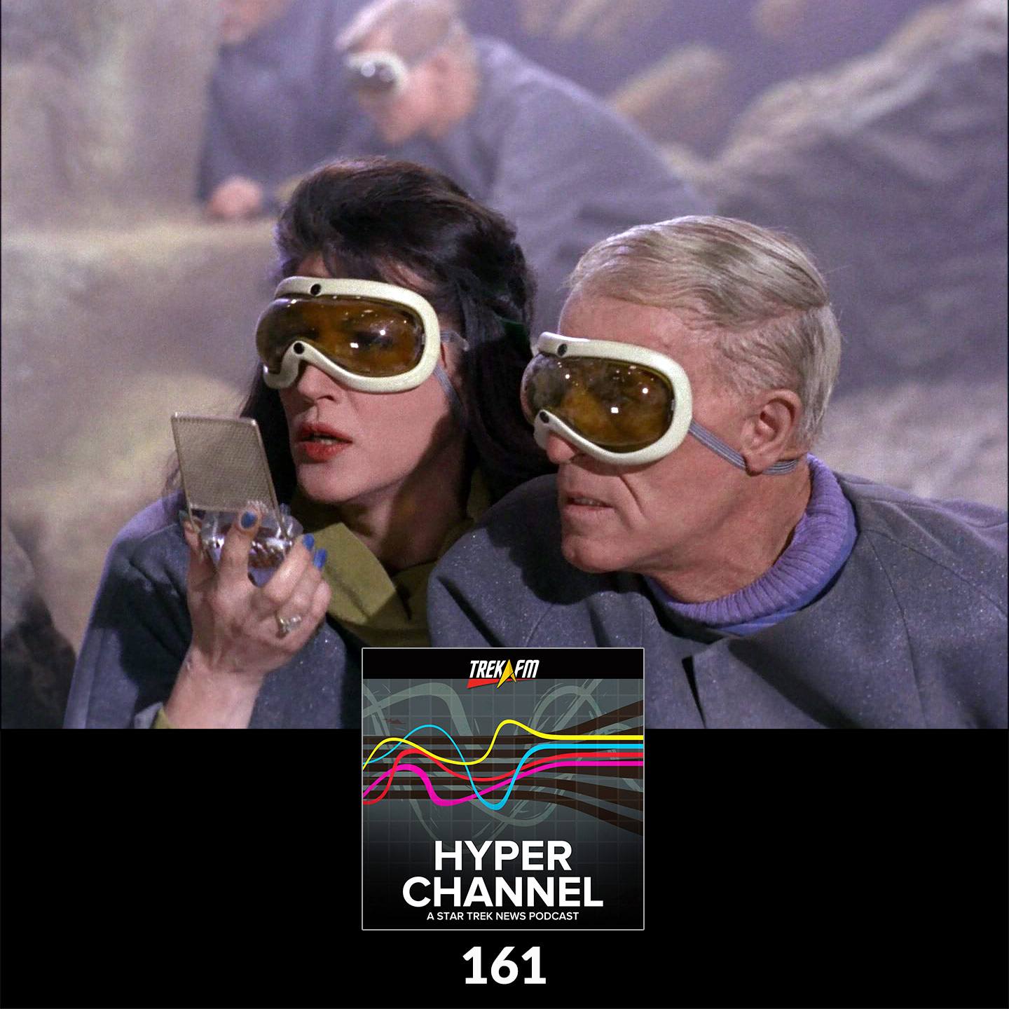 161: Majel May Return