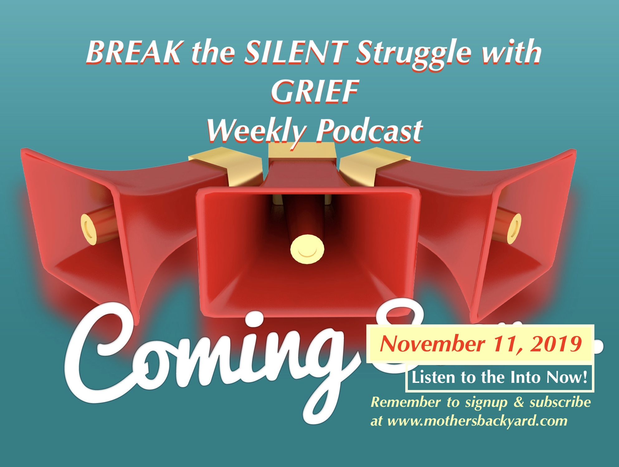 Intro to #empathyforgrief podcast