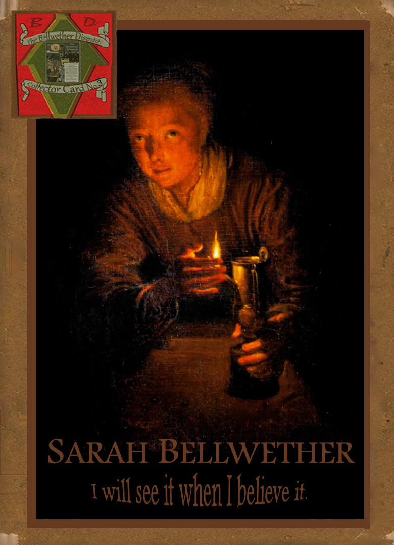 The Bellwether Dispatch 6